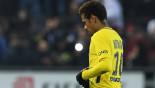 Neymar's PSG beaten by lowly Strasbourg