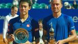 Nishikori suffers sixth successive final loss