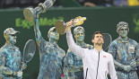 Novak ends Andy's streak