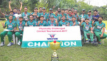 Physically Challenged T20: Trophy shared