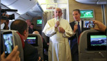 Pope warns world is one step away from nuclear war