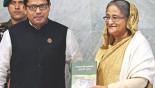 PM unveils book on Bangabandhu's March 7 speech