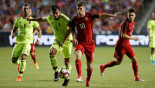 US earns 1-1 draw with Venezuela