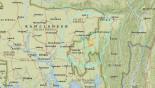 5.5 Tripura quake shakes Bangladesh