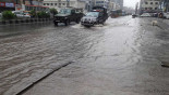 Rain brings miseries to city life