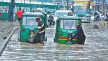 Heavy Rain, Waterlogging: No respite for city residents