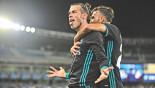 Bale answers Zizou's call