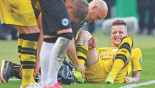 Reus sidelined for months