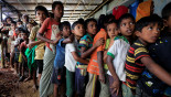 73pc Rohingyas now living in settlements: IOM