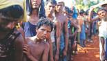 Water, Sanitation Crisis: Roadside refugees suffer the brunt