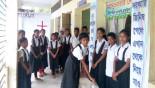 Children raise fund for Rohingya kids