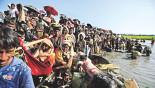 Myanmar Rohingya refugee crisis