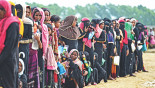 Rohingyas' dignified return to their homeland