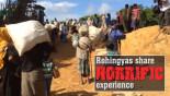 Rohingyas share horrific experience