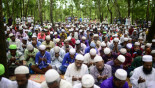 Rohingya refugees in Bangladesh mark Eid after fleeing violence