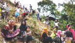 Rains heap further woes on refugees