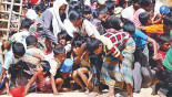 Act now to solve Rohingya crisis
