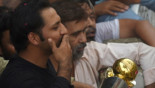 Pakistan captain gets hero's welcome at home