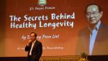 'Secret to longevity lies in healing body'