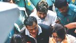 Rape accused Shafat, Sakif remanded