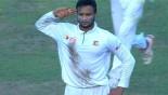 Shakib, Stokes exchange salutes