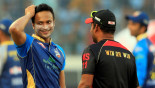 Shakib fined fifty percent of match fee over umpire row
