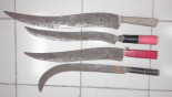 Sharp weapons recovered from BCL man's room at DU hall