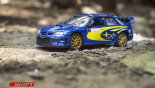 Kinsmart's pull-back goodies and a brilliant Subaru