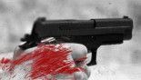 Man who shot DB officer killed in 'shootout'