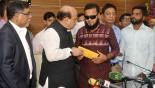 Siddiqur gets govt job