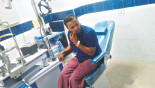 Siddiqur's Eyesight: Little hope of recovery