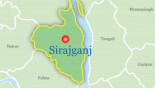 4 killed, 10 hurt in Sirajganj road crash