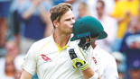 'Incredible' Smith the difference in the Ashes, says Cummins