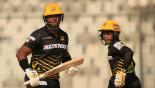 Smith, Mushfiqur help Rajshahi Kings to 168