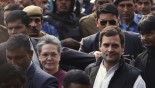 Sonia, Rahul Gandhi given bail in graft case