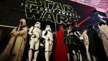 Star Wars breaks opening night box office record