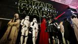 Star Wars breaks opening night box office record