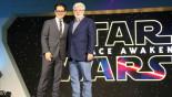 Premiere in London for Star Wars film