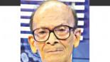 Sudhin Das no more