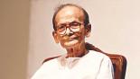 Nazrul Sangeet exponent Sudhin Das passes away