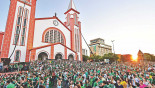 Support floods in for Chapecoense