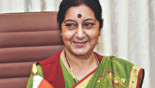 Sushma Swaraj due tomorrow