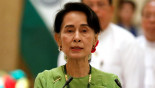 Suu Kyi to visit China amid Western criticism
