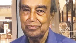 Syed Ziaur Rahman turns 85
