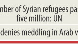 Syria campaign over