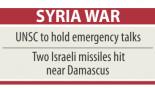Aleppo exodus grows