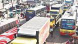 Dhaka-Tangail highway sees 40km tailback