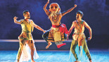 TASHER DESH A vivid retelling of a Tagore classic