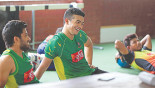 Taskin set for Test debut