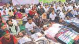 Demand for MPO Facilities: Teachers go on fast unto death